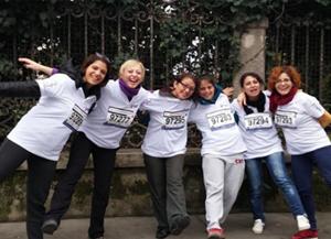 36. İstanbul Maratonu Halk Yürüyüşü